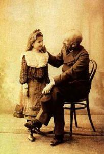 Osman Hamdi Bey ve Kızı
