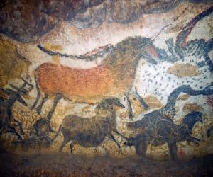 Lascaux Mağara Resimleri